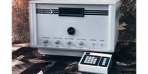Isobar 3, first commercial model, 1992